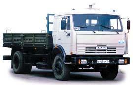 Автомобиль КАМАЗ 43253 Колесная формула 4х2 Техническая характеристика