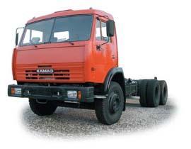 Автомобиль КАМАЗ 53215 Колесная формула 6x4 Техническая характеристика