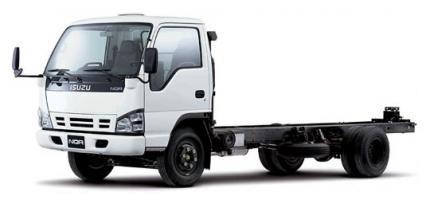 Автомобиль ISUZU NQR75 Колесная формула 4x2 Техническая характеристика