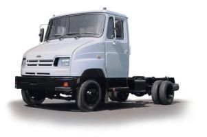 Автомобиль ЗиЛ 5301Е2 Колесная формула 4x2 Техническая характеристика