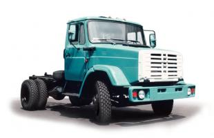 Автомобиль ЗиЛ 432932 Колесная формула 4x2 Техническая характеристика