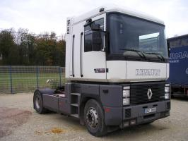 Автомобиль Renault MAGNUM 460.19 T HT1100 Колесная формула 4 х 2 Техническая характеристика