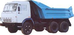 Автомобиль КАМАЗ 55111 Колесная формула 6x4 Техническая характеристика