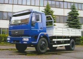 Автомобиль ЗиЛ 4329В1 Колесная формула 4x2 Техническая характеристика