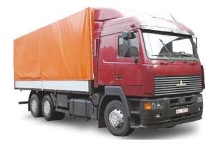 Автомобиль МАЗ 631208-020-010 Колесная формула 6x4 Техническая характеристика