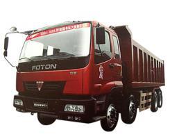Автомобиль Foton BJ3311DNPJC Колесная формула 8X4 Техническая характеристика