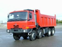 Автомобиль ТАТРА T 815-290S84 41 300 8x8.2/262 Колесная формула 8x8 Техническая характеристика
