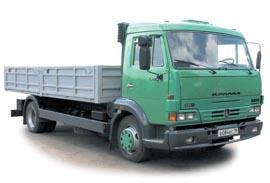 Автомобиль КАМАЗ 4308 Колесная формула 4x2 Техническая характеристика
