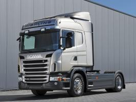 Автомобиль Scania G400 Колесная формула 4x2 Техническая характеристика