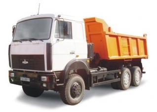 Автомобиль МАЗ 651705-281 Колесная формула 6x6 Техническая характеристика