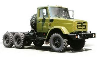 Автомобиль ЗиЛ 4334В2 Колесная формула 6X6 Техническая характеристика