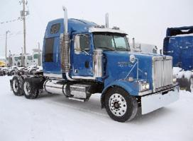 Автомобиль Western Star Trucks Western Star 4964FX 4*2 Колесная формула 4x2 Техническая характеристика