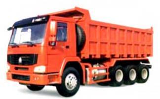 Автомобиль HOWO ZZ3317M38E7W Колесная формула 8x6 Техническая характеристика