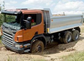 Автомобиль Scania P380 CB6x6EHZ Колесная формула 6x6 Техническая характеристика