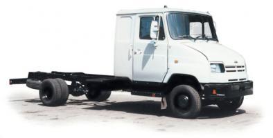Автомобиль ЗиЛ 5301K2 Колесная формула 4x2 Техническая характеристика