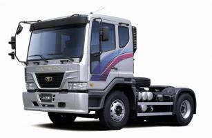Автомобиль Daewoo Doosan M2TEF Колесная формула 4x2 Техническая характеристика