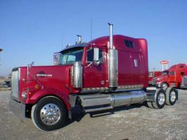 Автомобиль Western Star Trucks Western Star 4964SX .475 Колесная формула 6x4 Техническая характеристика