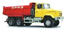 Автомобиль КрАЗ 65032-051 Колесная формула 6x6 Техническая характеристика