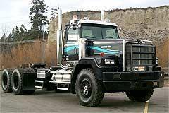 Автомобиль Western Star Trucks Western Star 6964SX Колесная формула 6x4 Техническая характеристика