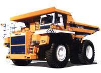 Автомобиль БелАЗ 75131,75132 Колесная формула 4x4 Техническая характеристика
