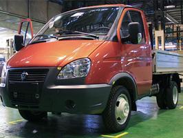 Автомобиль ГАЗ 3302-288  Бизнес Колесная формула 4x2 Техническая характеристика