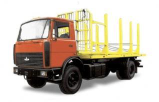 Автомобиль МАЗ 533603-226 Колесная формула 4x2 Техническая характеристика