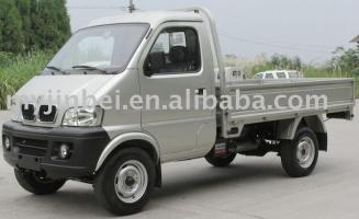 Автомобиль Jinbei SY1027ADQ36 Колесная формула 4x2 Техническая характеристика
