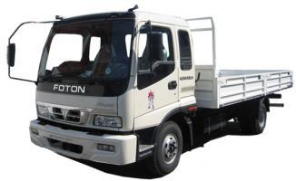 Автомобиль Foton Auman BJ 1099VEPED Колесная формула 4x2 Техническая характеристика