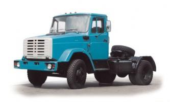 Автомобиль ЗиЛ 541720 Колесная формула 4x2 Техническая характеристика