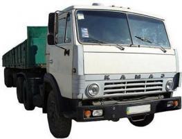 Автомобиль КАМАЗ 5410 Колесная формула 6x4 Техническая характеристика