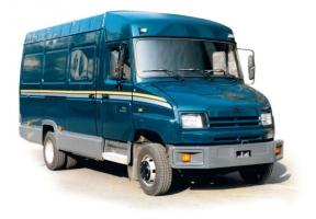 Автомобиль ЗиЛ 5301P1 Колесная формула 4x2 Техническая характеристика