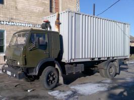Автомобиль КАМАЗ 5325 Колесная формула 4x2 Техническая характеристика