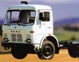 Автомобиль ТАТА LPT 1615 Колесная формула 4x2 Техническая характеристика