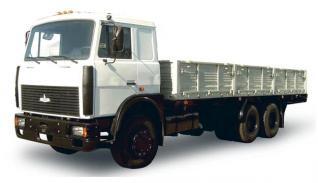 Автомобиль МАЗ 630305-220 Колесная формула 6х4 Техническая характеристика