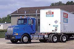 Автомобиль Western Star Trucks Western Star 5864SS 4*2 Колесная формула 4x2 Техническая характеристика
