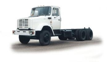 Автомобиль ЗиЛ 6309Н2 Колесная формула 6x4 Техническая характеристика