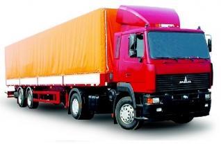 Автомобиль МАЗ 544004 Колесная формула 4x2 Техническая характеристика