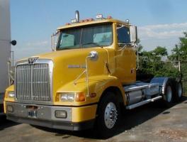Автомобиль Western Star Trucks Western Star 5964SS 4*2 Колесная формула 4x2 Техническая характеристика