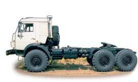 Автомобиль КАМАЗ 44108 Колесная формула 6x6 Техническая характеристика