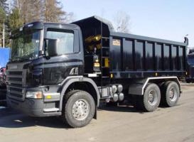 Автомобиль Scania P380 CB6x4EHZ Колесная формула 6x4 Техническая характеристика