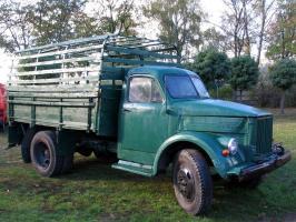 Автомобиль ГАЗ 51 Колесная формула 4x2 Техническая характеристика