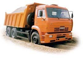 Автомобиль КАМАЗ 6520 Колесная формула 6x4 Техническая характеристика