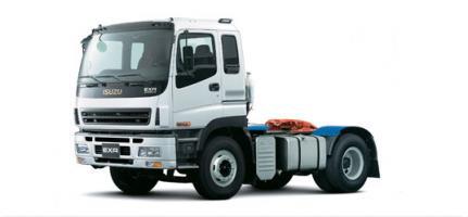 Автомобиль ISUZU EXR51 Колесная формула 4x2 Техническая характеристика