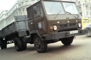Автомобиль КАЗ 608В Колесная формула 4x2 Техническая характеристика