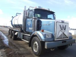Автомобиль Western Star Trucks Western Star 4864FX 4*2 Колесная формула 4x2 Техническая характеристика