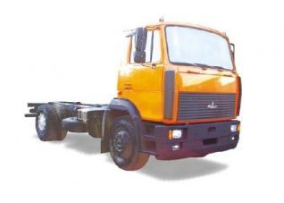 Автомобиль МАЗ 533702-240 Колесная формула 4x2 Техническая характеристика