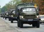 ЗиЛ 131 армейский вариант