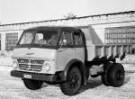 МАЗ 503 - один из первых  мазов с надмоторной компоновкой кабины