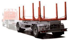 Прицепы КРАЗ A181М2. Техническая характеристика