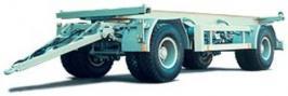 Прицепы КРАЗ A181K2. Техническая характеристика